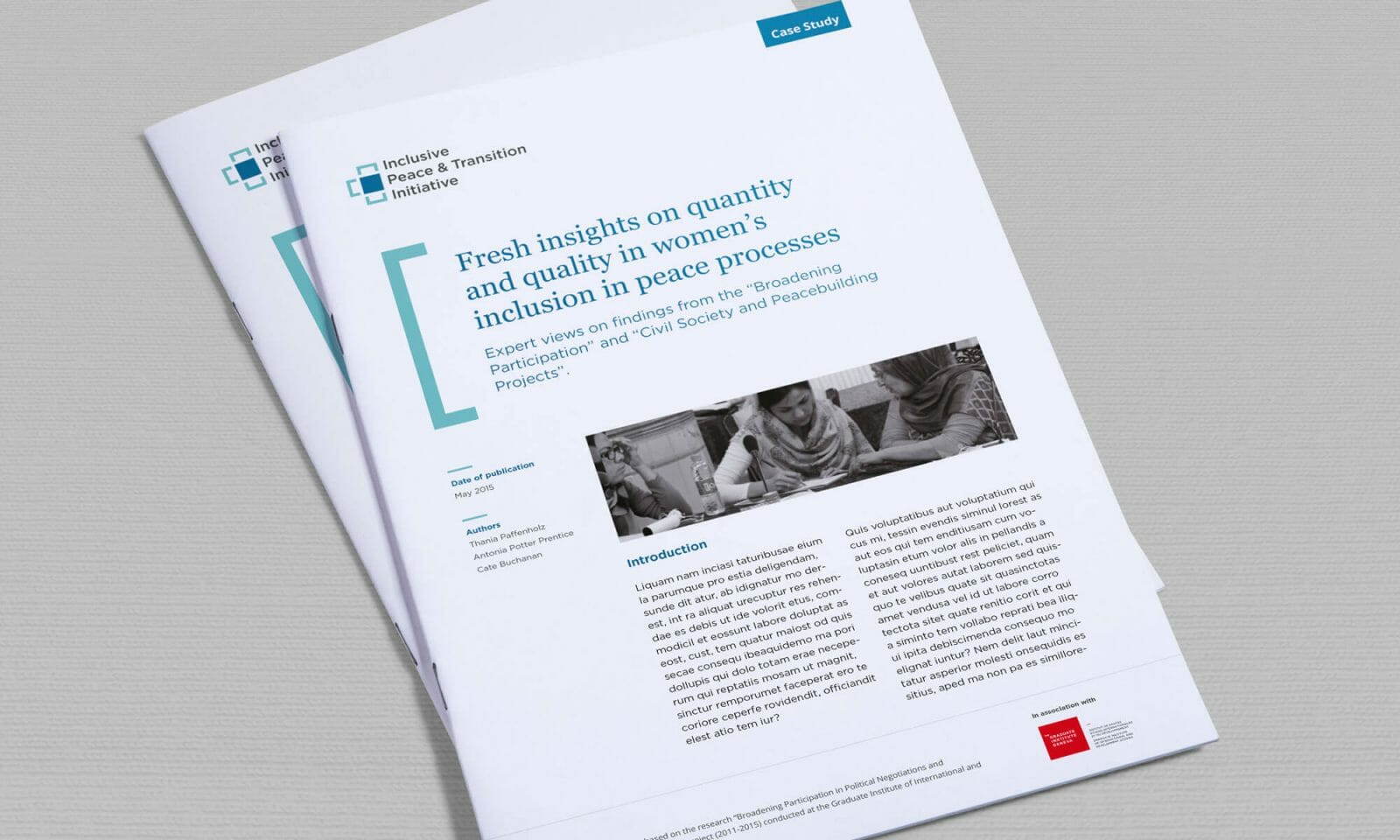 IPTI case study