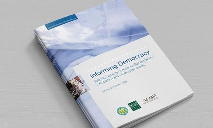 IPU informing democracy report