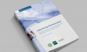 IPU Informing democracy cover