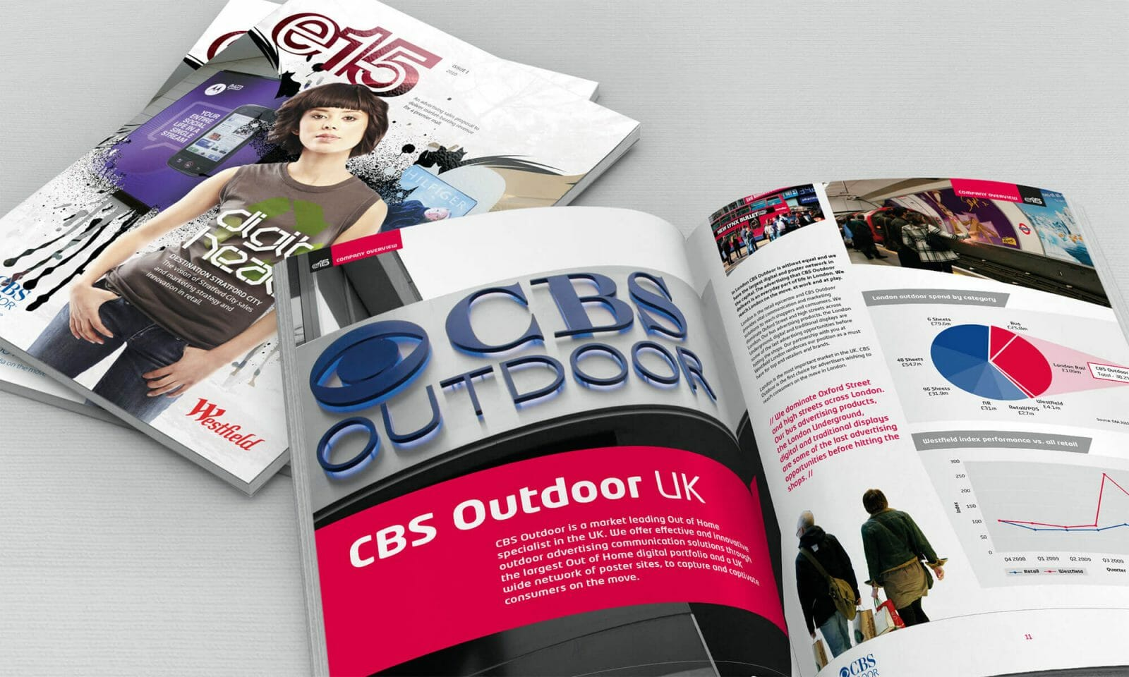 CBS Outdoor pitch to Westfield Stratford City