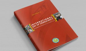 IPU - International day of democracy cover