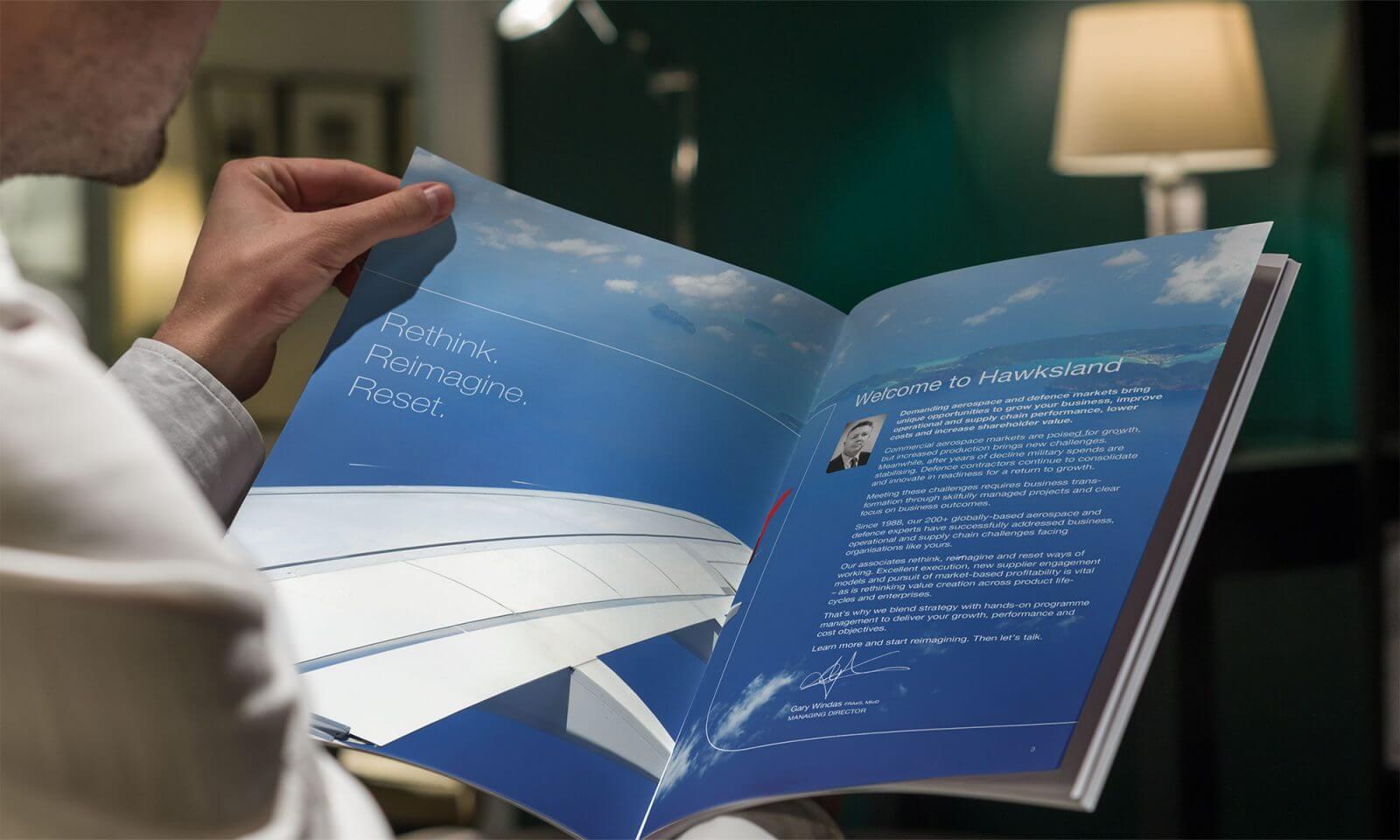 Hawksland brochure