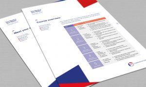 KL leaflet