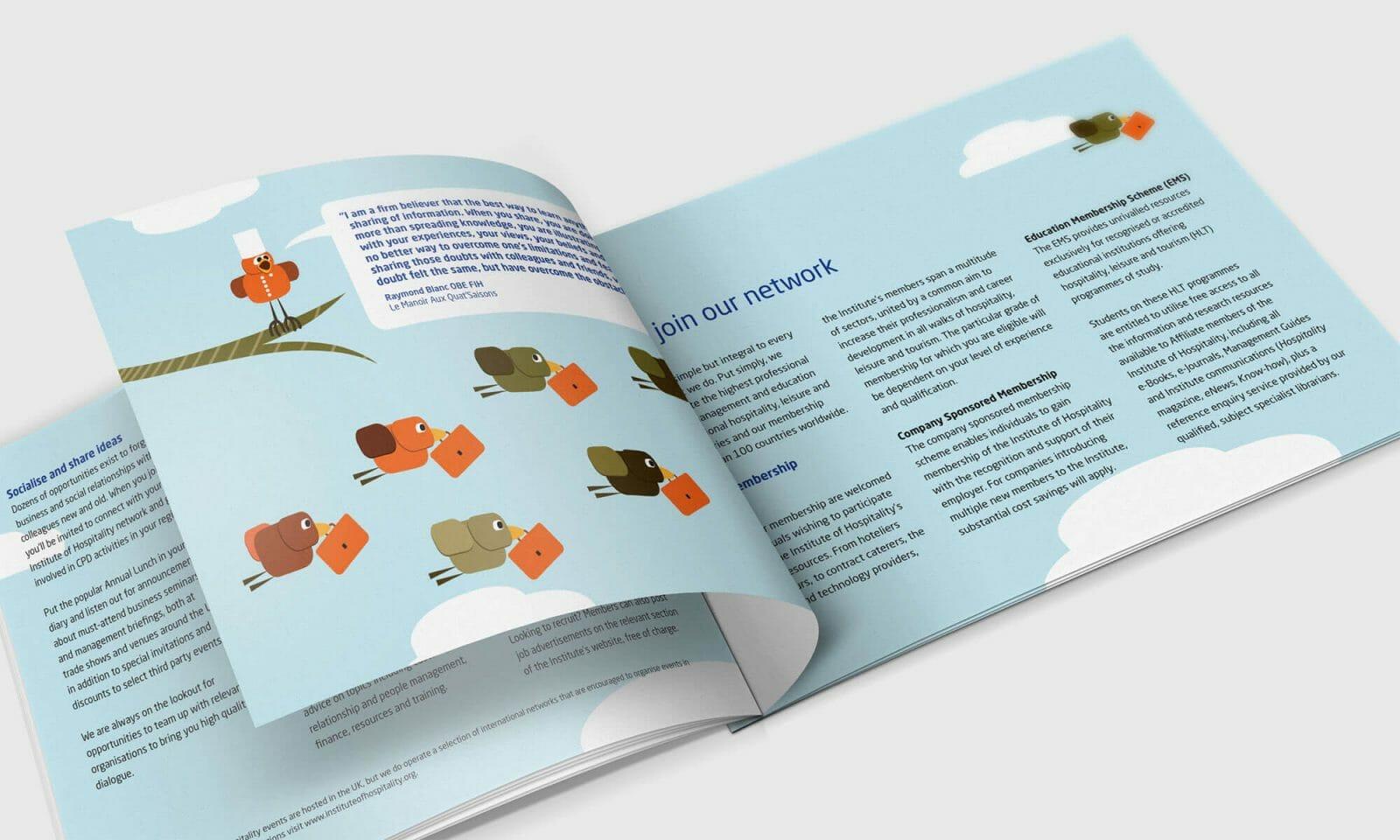 IOH membership brochure