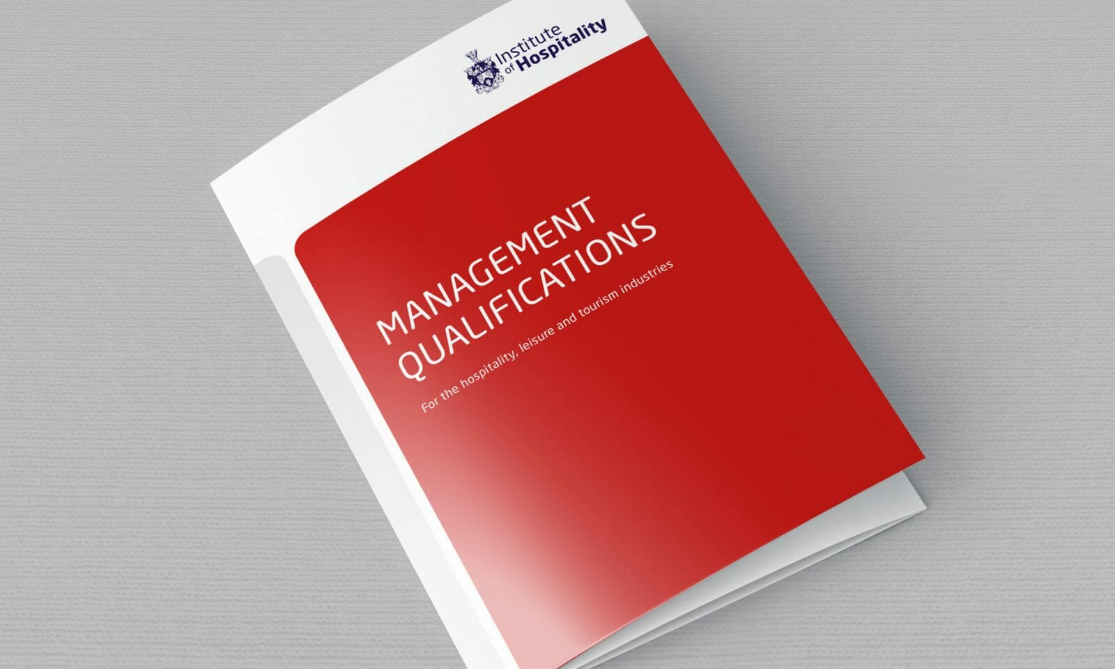 IOH management qualifications