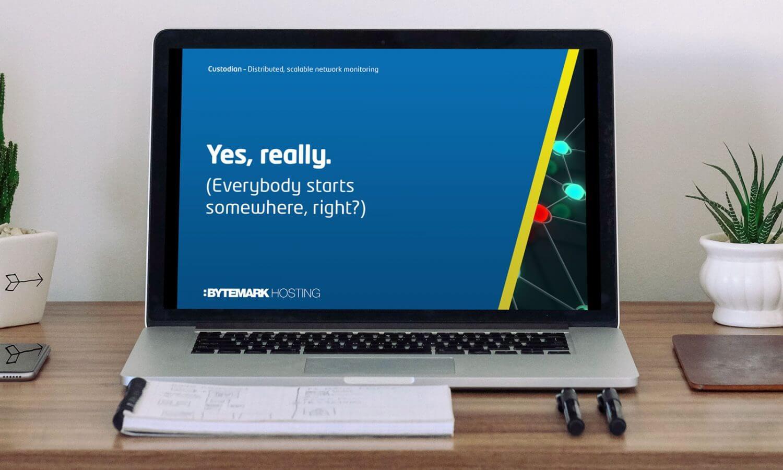 Bytemark presentation
