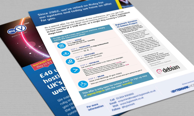 Bytemark leaflet