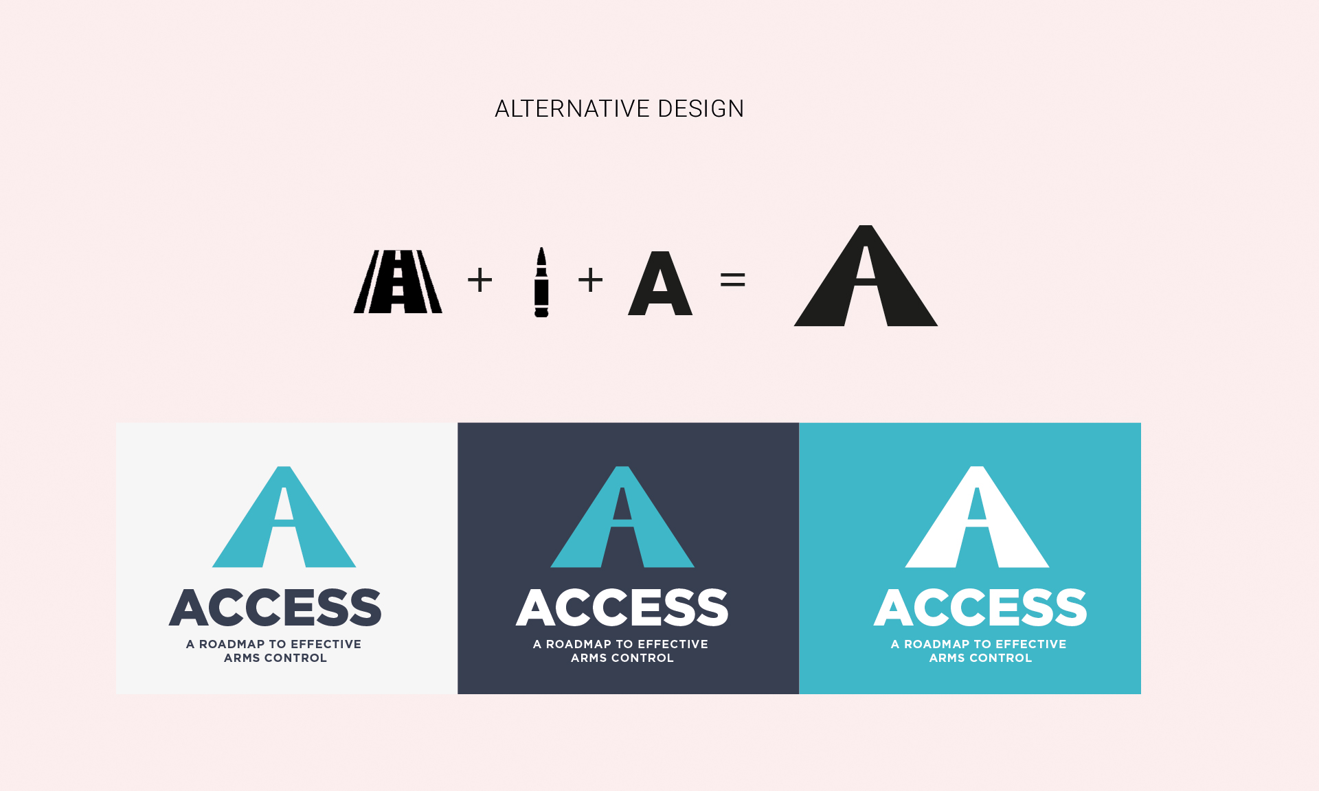 Access alternative logos