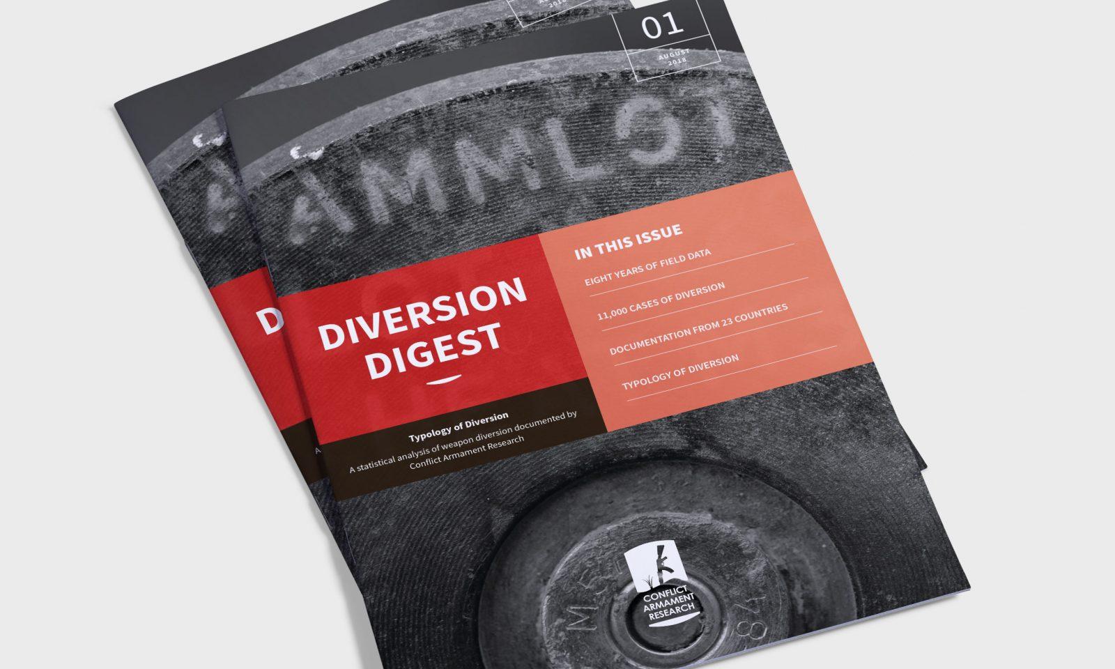 Diversion Digest cover