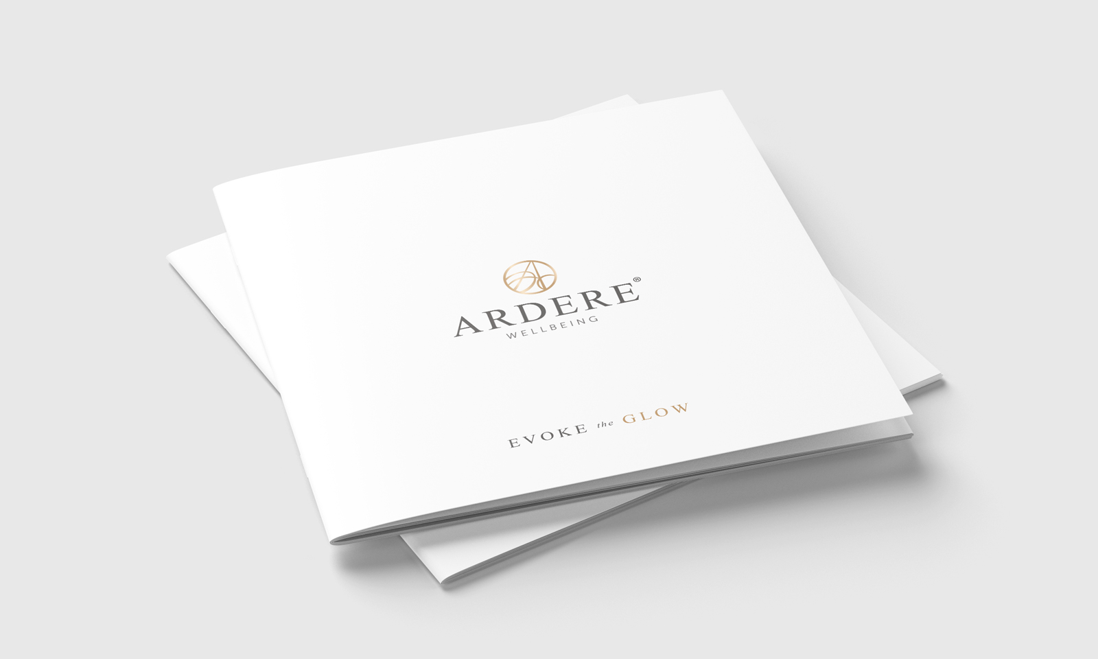 Ardere brochure cover