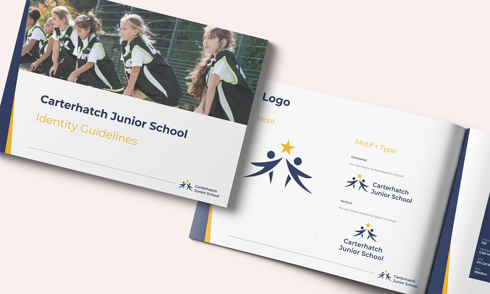 Carterhatch Junior School - identity guidelines