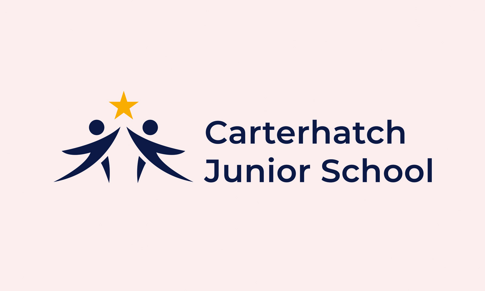 Carterhatch Junior School - logo - landscape