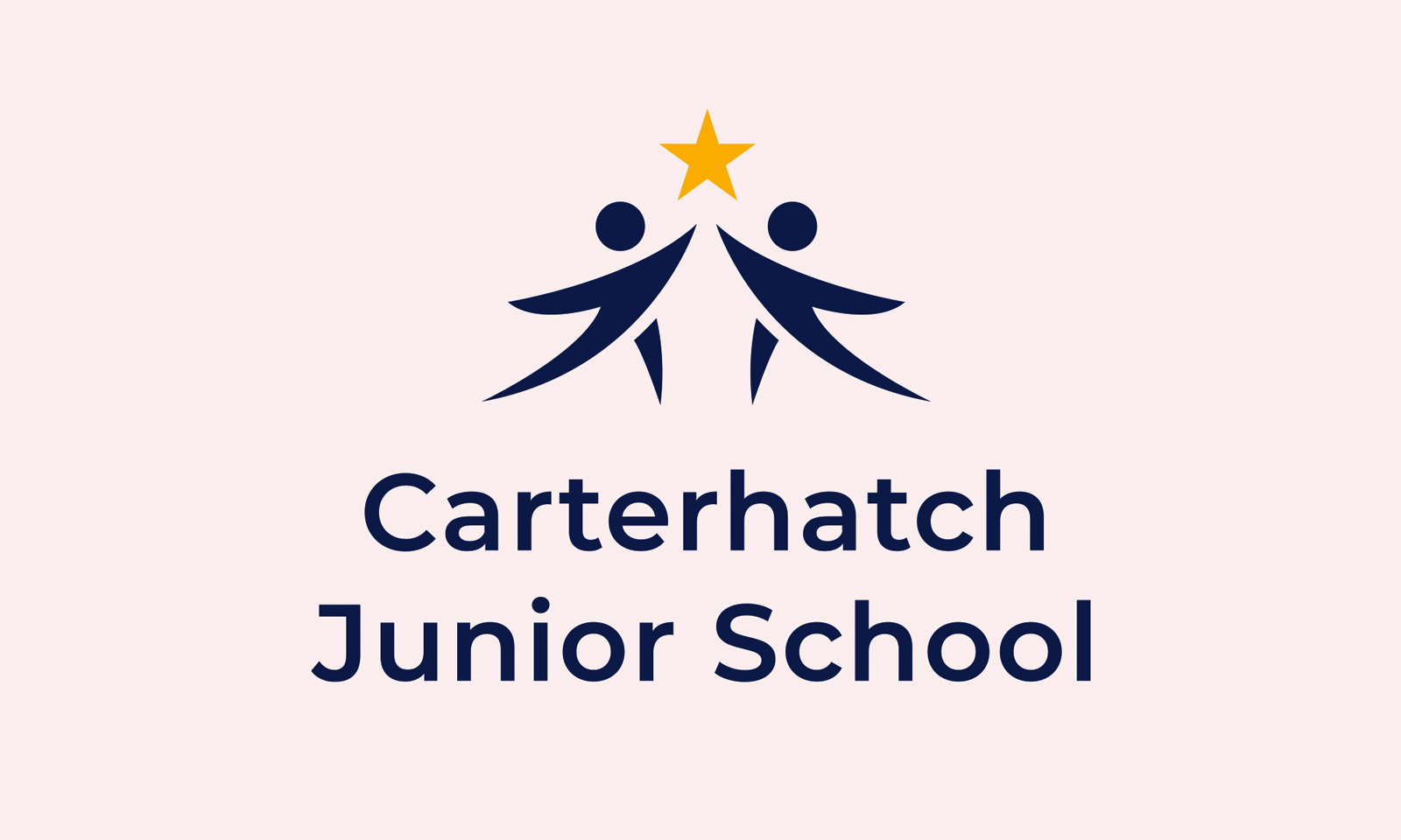 Carterhatch Junior School - logo - portrait