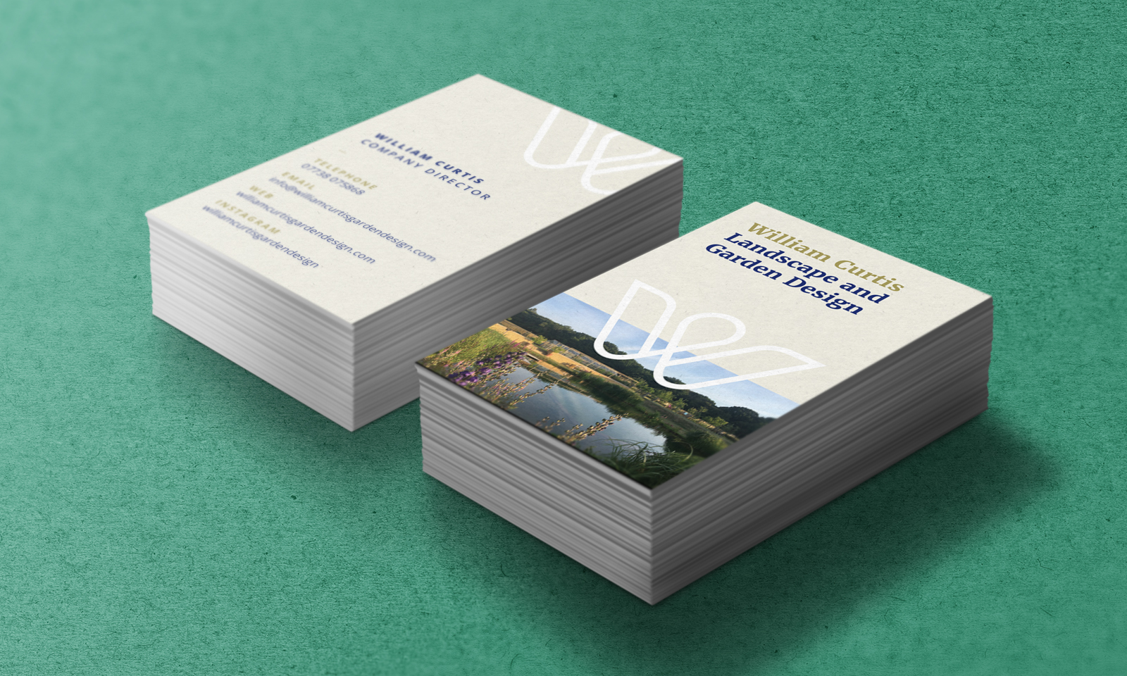 William Curtis Business Cards