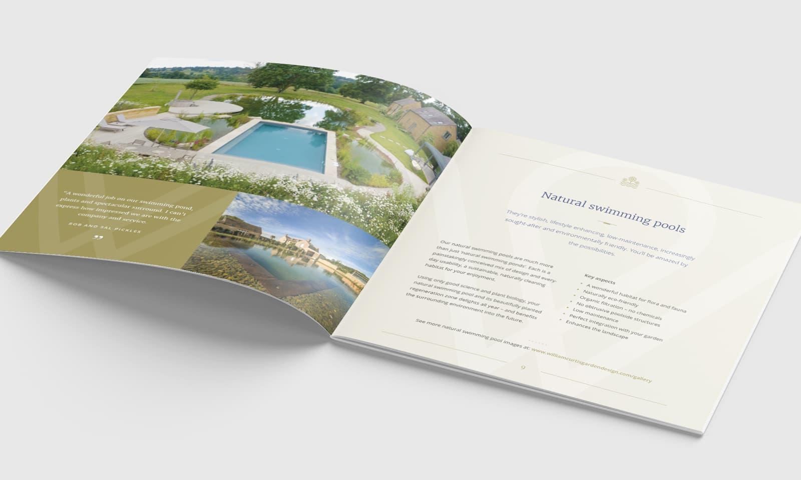 William Curtis Natural Swimming Pools